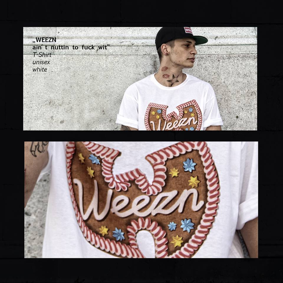 WEEZN AIN'T NUTTIN TO FUCK WIT T-Shirt