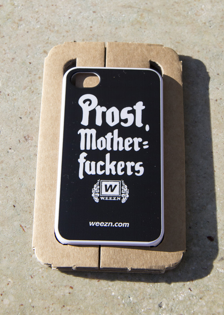 PROST Motherfuckers iPhone 4 Handy Case